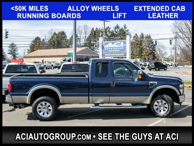 2008 Ford Super Duty F-350 SRW Lariat East Windsor CT