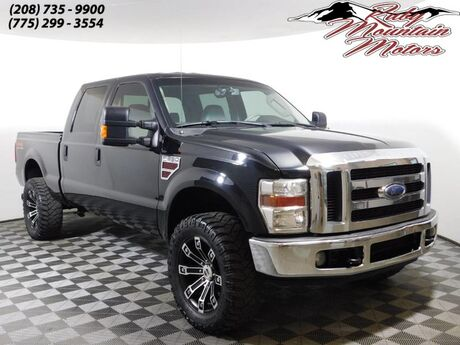 2008 Ford Super Duty F-350 SRW Lariat Elko NV