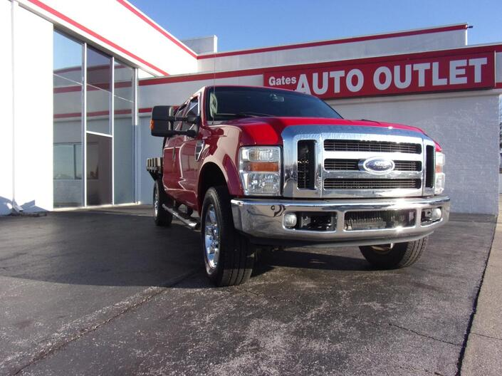 2008 Ford Super Duty F-350 SRW Lariat Lexington KY