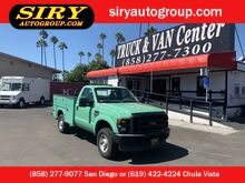 2008_Ford_Super Duty F-350 SRW_XL_ San Diego CA