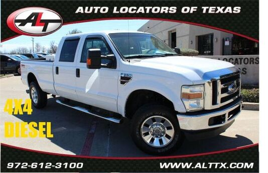 2008 Ford Super Duty F-350 SRW XLT Plano TX