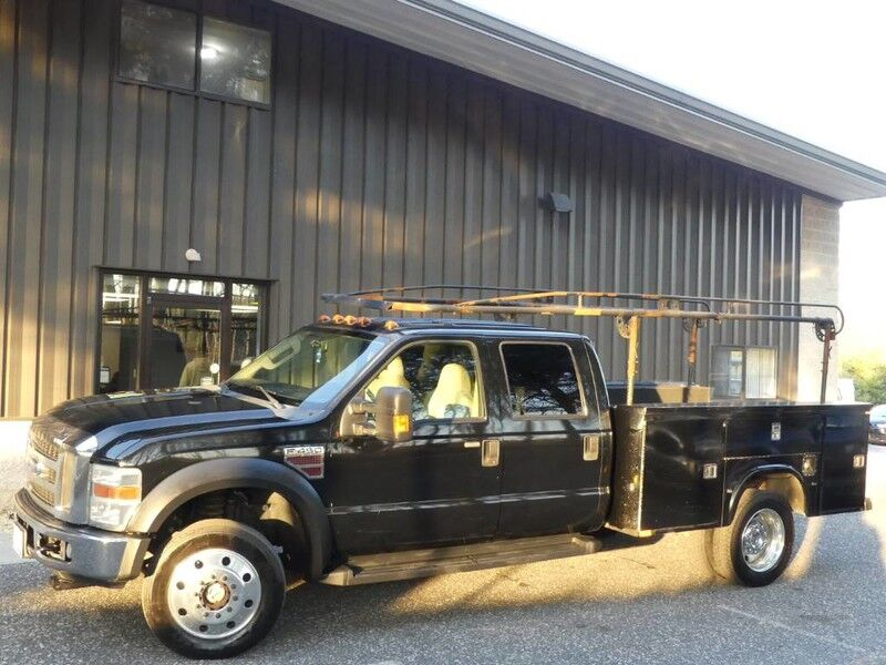 2008 Ford Super Duty F-450 DRW Lariat Sykesville MD
