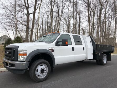 Ford Super Duty F-450 DRW XL 2008