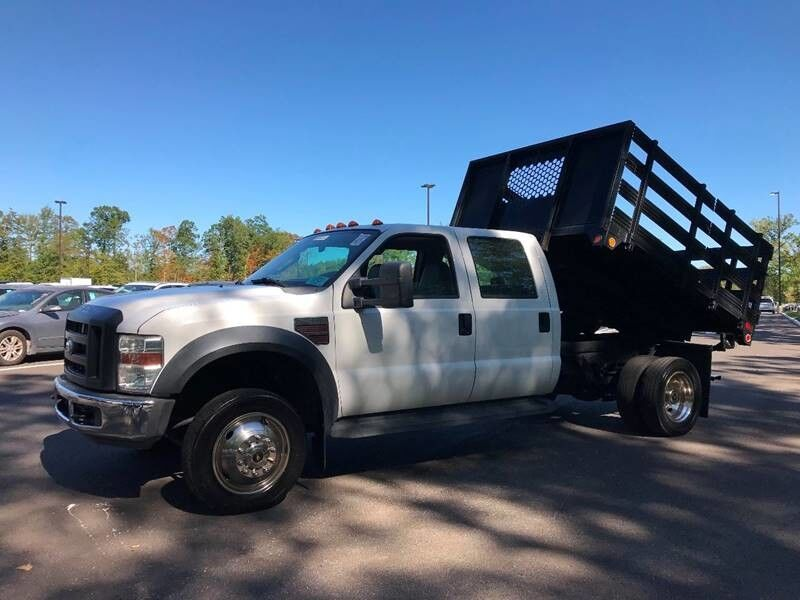 2008 Ford Super Duty F-550 DRW Dump Truck XL Sykesville MD