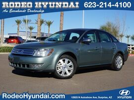 2008_Ford_Taurus_4d Sedan Limited AWD_ Phoenix AZ