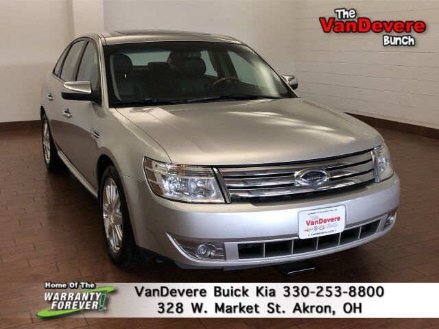 2008 Ford Taurus Limited Akron OH