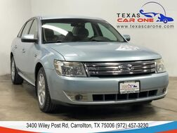 2008_Ford_Taurus_SEL AUTOMATIC CRUISE CONTROL ALLOY WHEELS STEERING WHEEL CONTROL_ Carrollton TX
