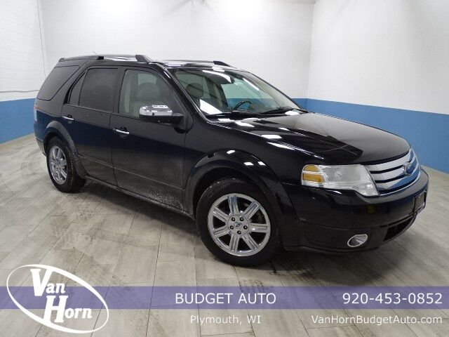 2008 Ford Taurus X Limited Plymouth WI
