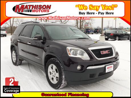 2008 GMC Acadia SLT-1 Clearwater MN