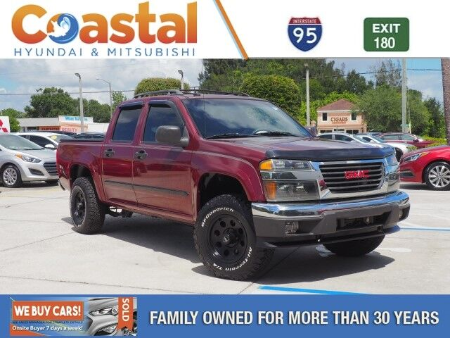 2008 GMC Canyon SLT Melbourne FL