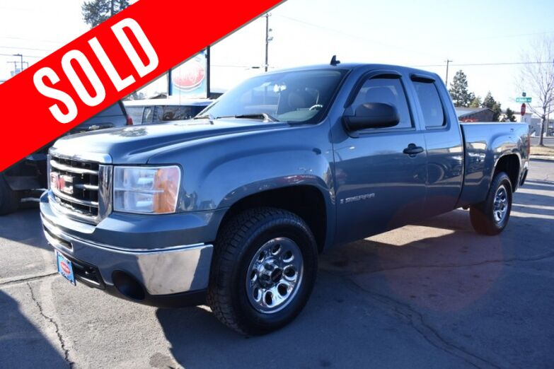 2008 GMC Sierra 1500 4WD Ext Cab Bend OR