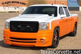 2008_GMC_Sierra 1500_SEMA Custom_ Lubbock TX
