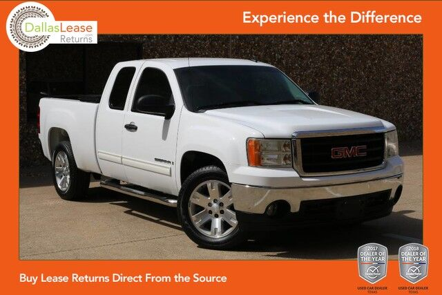 2008 GMC Sierra 1500 SLE1 Dallas TX