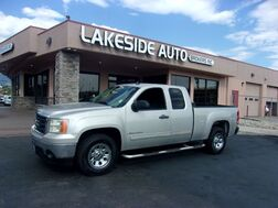 2008_GMC_Sierra 1500_SLT Ext. Cab Short Box 2WD_ Colorado Springs CO