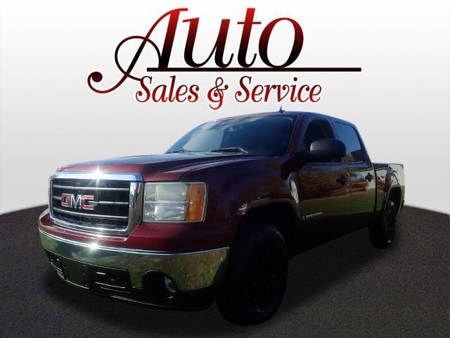 2008 GMC Sierra 1500 SLT Indianapolis IN