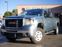 2008_GMC_Sierra 2500HD_SLT Crew Cab Std. Box 4WD_ Colorado Springs CO