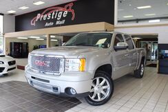2008_GMC_Sierra Denali_- Sun Roof, Heated Seats, Rear Entertainment_ Cuyahoga Falls OH