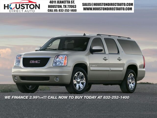 2008 GMC Yukon XL SLT 1500 Houston TX
