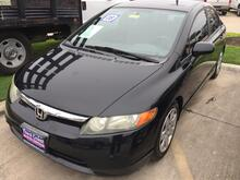 2008_HONDA_CIVIC_SEDAN_ Austin TX