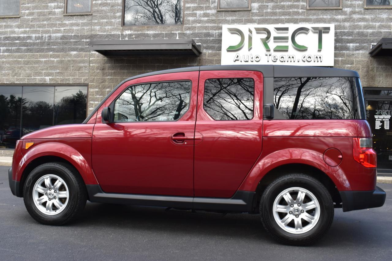 2008 HONDA ELEMENT EX Canton MA