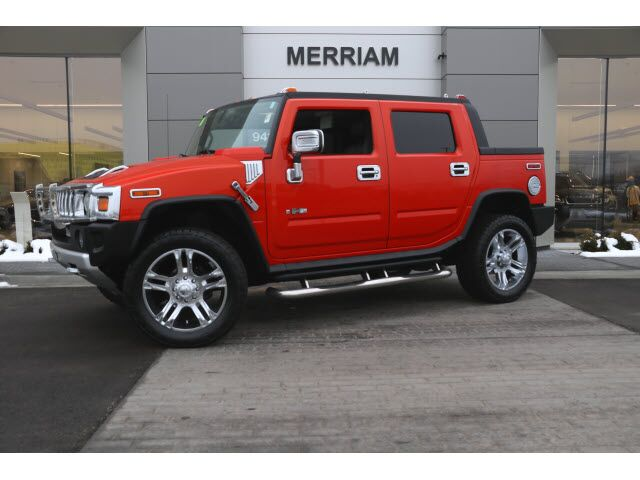 2008 HUMMER H2 SUT  Merriam KS
