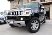 2008 HUMMER H2 SUT REAR ENTERTAINMENT, CLEAN CARFAX, 2 OWNERS
