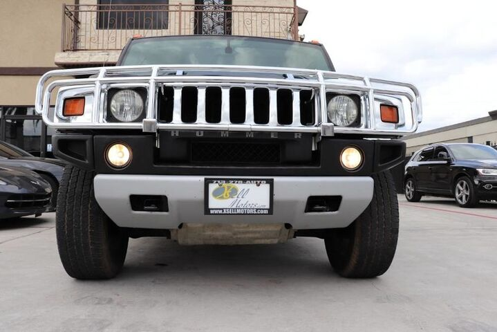 2008 HUMMER H2 SUT REAR ENTERTAINMENT, CLEAN CARFAX, 2 OWNERS Houston TX
