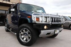 HUMMER H2 SUT REAR ENTERTAINMENT, CLEAN CARFAX, 2 OWNERS 2008