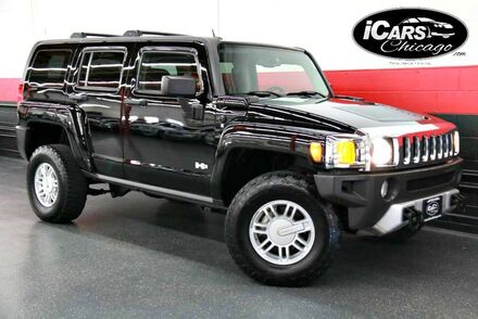 2008_HUMMER_H3_4dr SUV_ Chicago IL