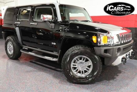 2008_HUMMER_H3_Alpha Adventure Package 4dr Suv_ Chicago IL