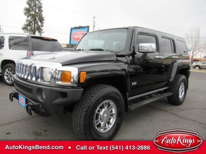2008 HUMMER H3 SUV Alpha Bend OR