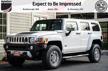 2008_HUMMER_H3_SUV_ Boxborough MA