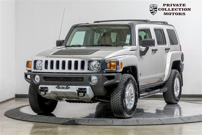 2008_HUMMER_H3_SUV Manual Transmission_ Costa Mesa CA