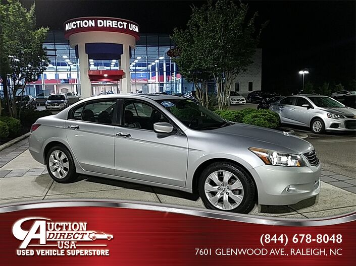 2008 Honda Accord EX-L Raleigh