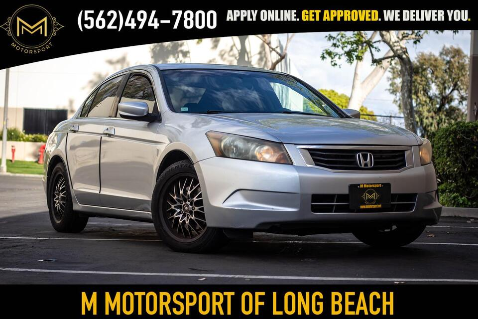 2008_Honda_Accord_EX Sedan 4D_ Long Beach CA