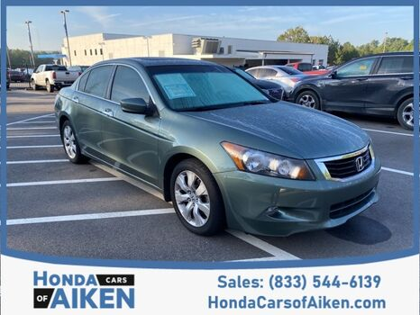 2008_Honda_Accord_EX_ Aiken SC