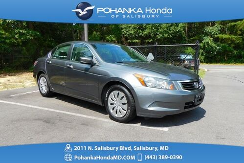 2008_Honda_Accord_LX 2.4 ** GUARANTEED FINANCING ** ONE OWNER **_ Salisbury MD