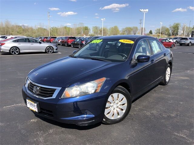 2008 Honda Accord LX Lima OH