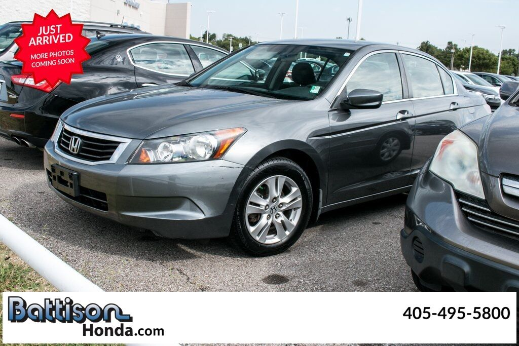 2008_Honda_Accord_LX-P 2.4_ Oklahoma City OK
