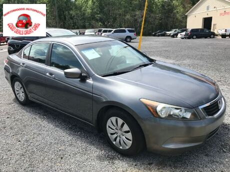 2008 Honda Accord LX Sedan AT North Charleston SC