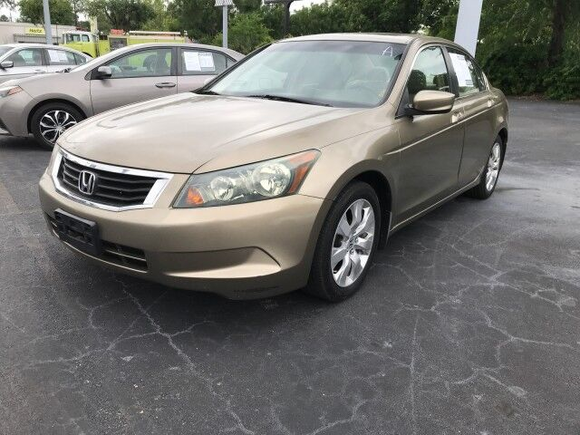2008 Honda Accord Sdn EX Gainesville FL