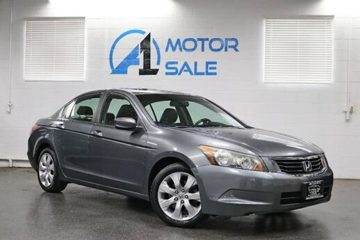 2008 Honda Accord Sdn EX-L 1 Owner Schaumburg IL
