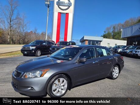 2008 Honda Accord Sdn EX-L Covington VA