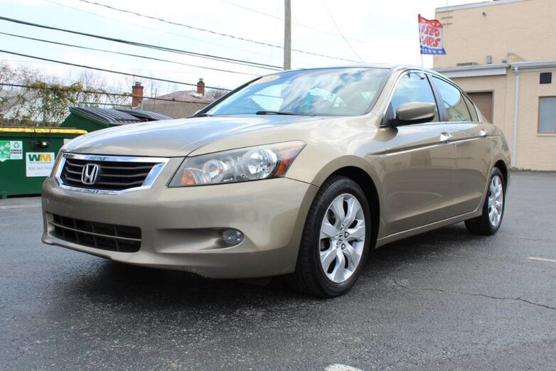 2008 Honda Accord Sdn EX-L New Castle DE