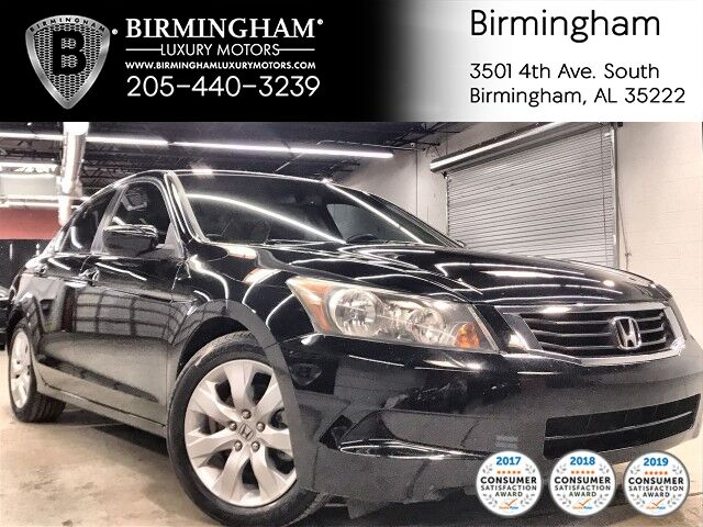 2008 Honda Accord Sdn EX-L Sedan AT Birmingham AL