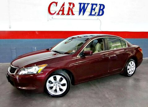 2008 Honda Accord Sdn EX-L Sedan AT Fredricksburg VA