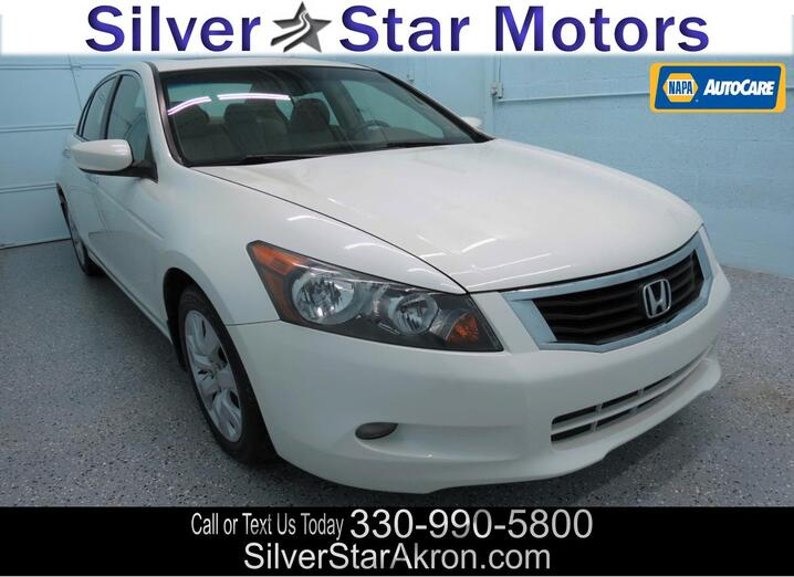 2008 Honda Accord Sdn EX-L Tallmadge OH