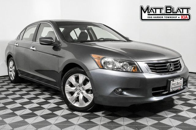 2008 Honda Accord Sdn EX-L Egg Harbor Township NJ