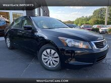 2008_Honda_Accord Sdn_LX_ Raleigh NC