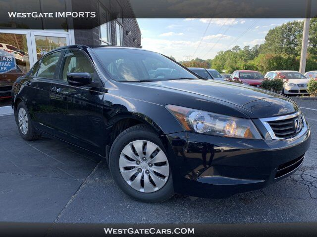 2008 Honda Accord Sdn LX Raleigh NC
